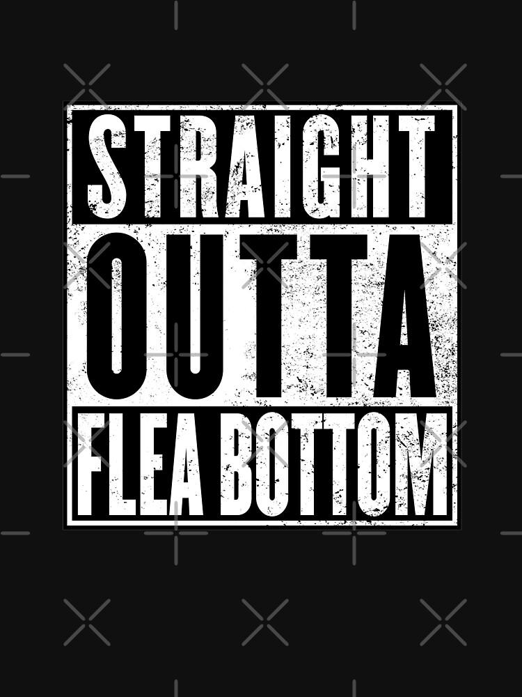 Straight Outta Flea Bottom by digital-phx