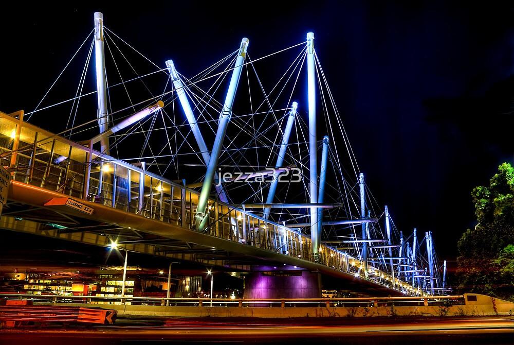 Kurilpa Bridge by jezza323