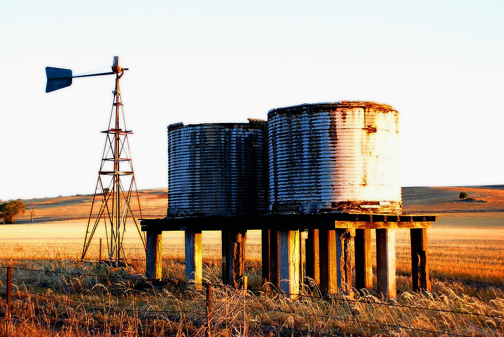 Water tank 2 by lseary
