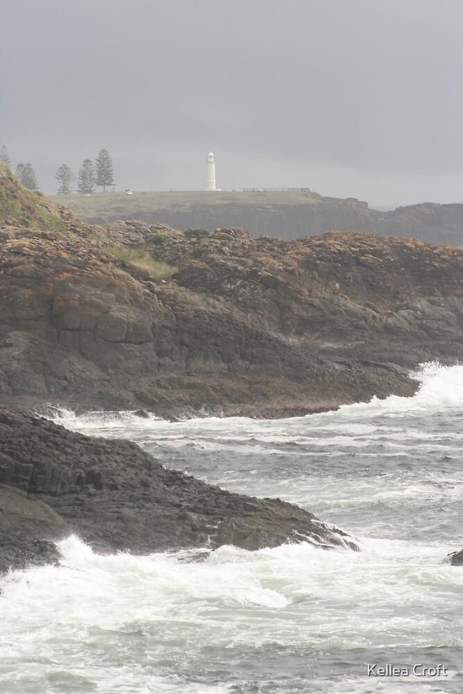 Kiama Lighthouse, NSW, Australia by Kellea Croft