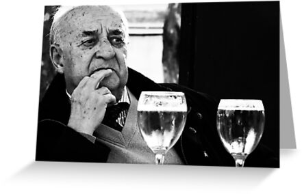 One for me...two for me.. by Berns
