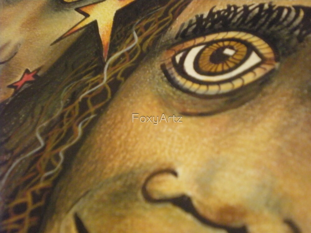Eye On You by FoxyArtz