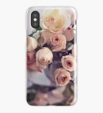 rose bouquet, beauty decay iPhone Case/Skin