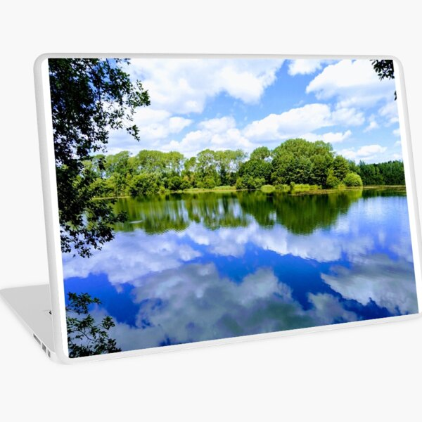 Beautiful Lake Laptop Skin