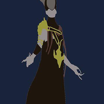 Ashiok, Nightmare Weaver by thatoneartist