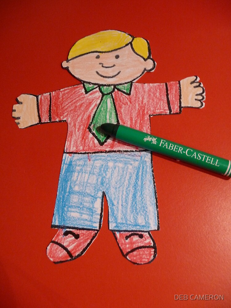 Flat Stanley by DEB CAMERON