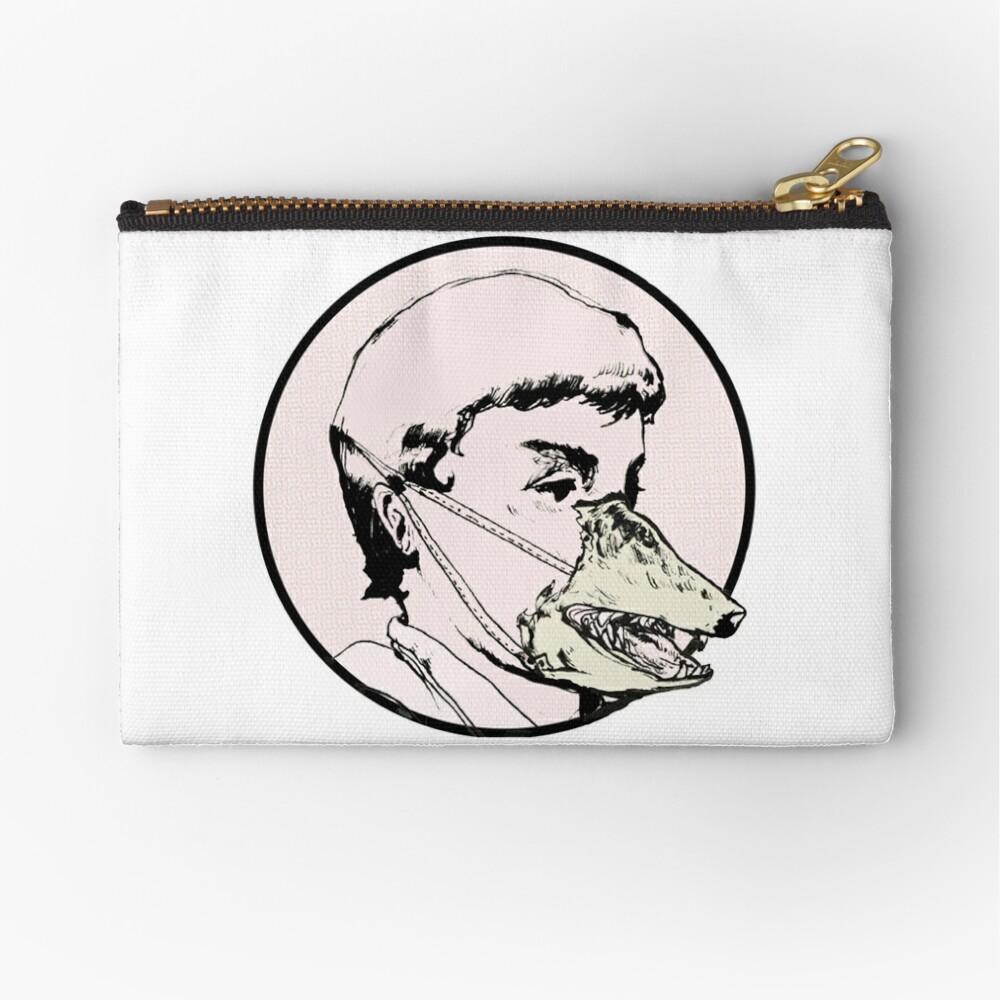 manwolves Zipper Pouch