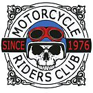 Motorcycle Riders Club by StickaBomb