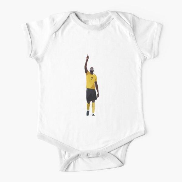 Eden Hazard Belgium 2018 Baby One Piece By Tdcartoonart Redbubble