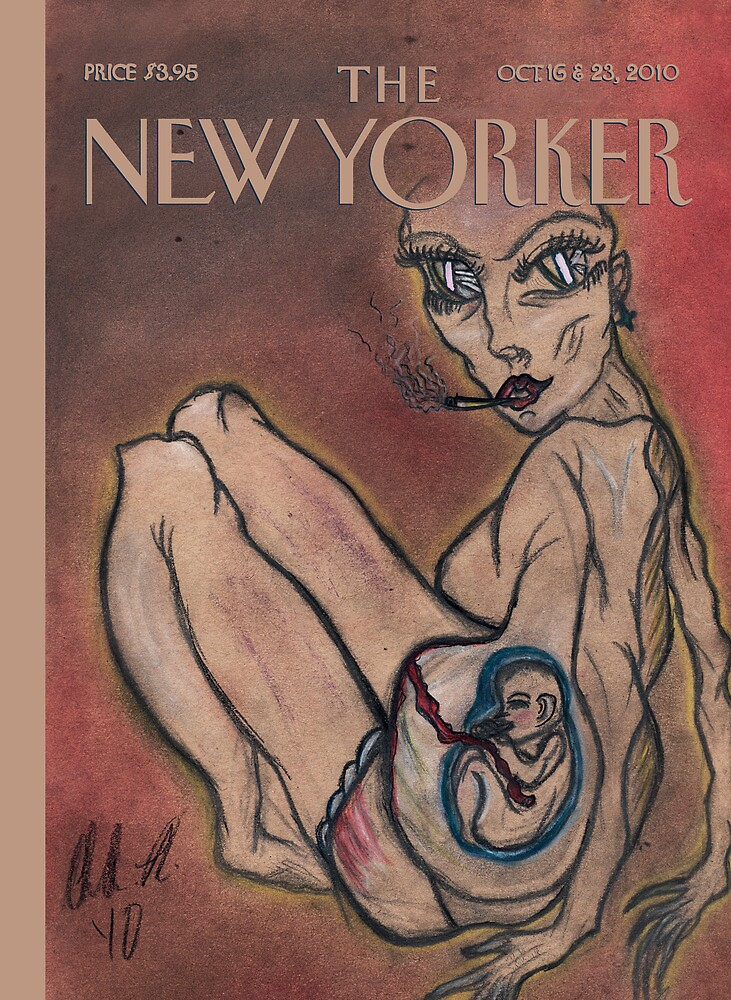 'The New Yorker' by C Rodriguez