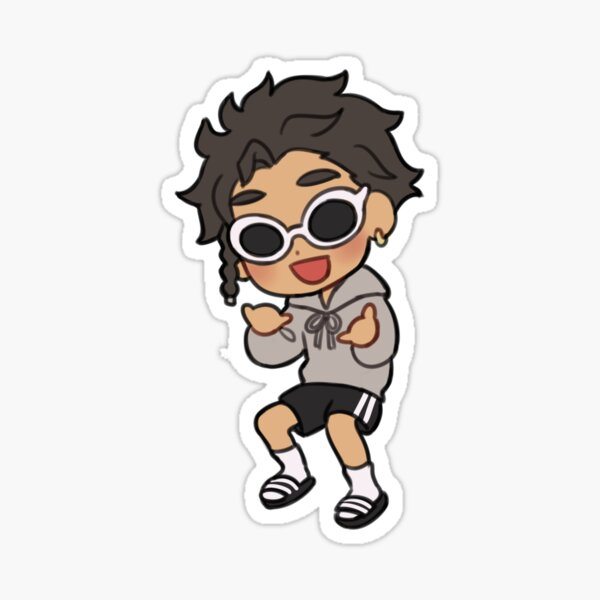 soundcloud rappeur claude Sticker