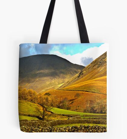 Autumn in Wasdale - Lake District Tote Bag