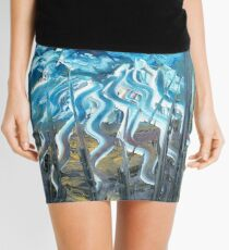 HEAVEN'S  INTENTION Mini Skirt