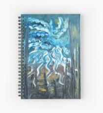 HEAVEN'S  INTENTION Spiral Notebook