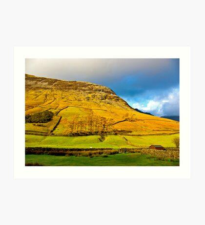 Wasdale Head - Lake District Art Print