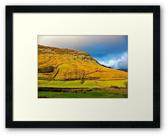 Wasdale Head - Lake District by Trevor Kersley