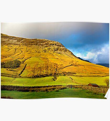 Wasdale Head - Lake District Poster