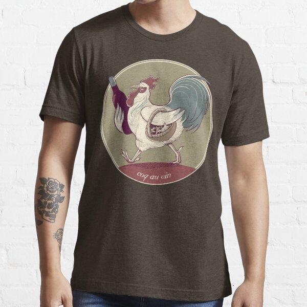 Coq au Vin Essential T-Shirt