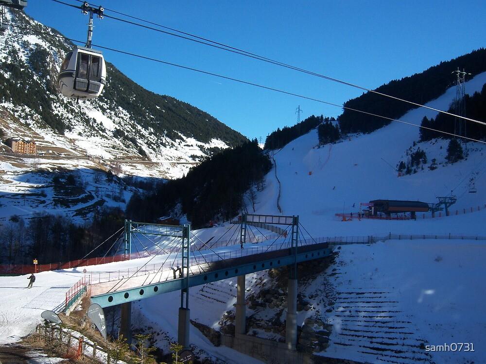 Andorra skiing by samh0731