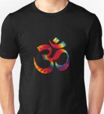 Tie-Dye Om Unisex T-Shirt