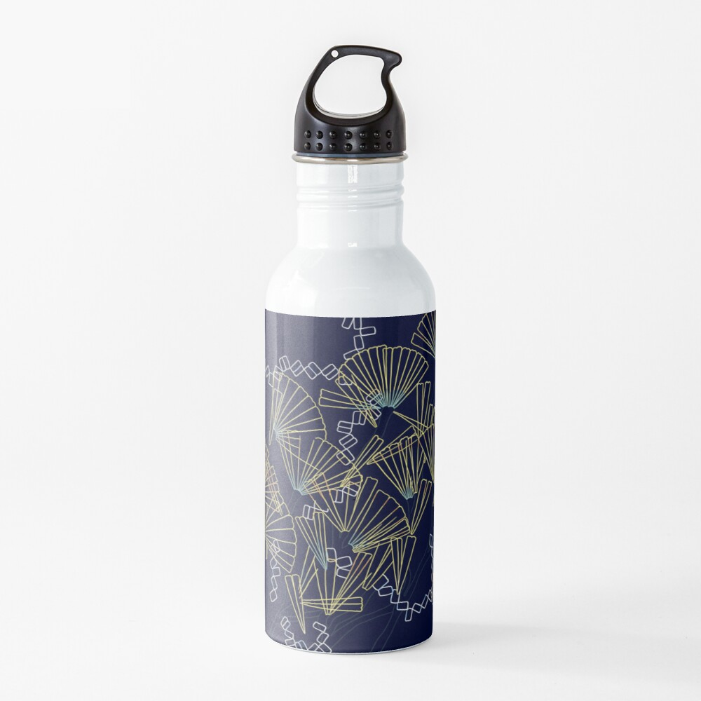 Licmophora - naive diatoms Water Bottle