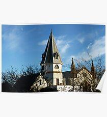 Local Church Poster
