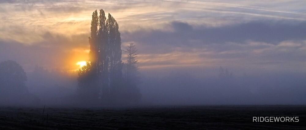Cinematic Sunrise 3 by RIDGEWORKS