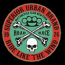 New York Motorcycle Club by StickaBomb