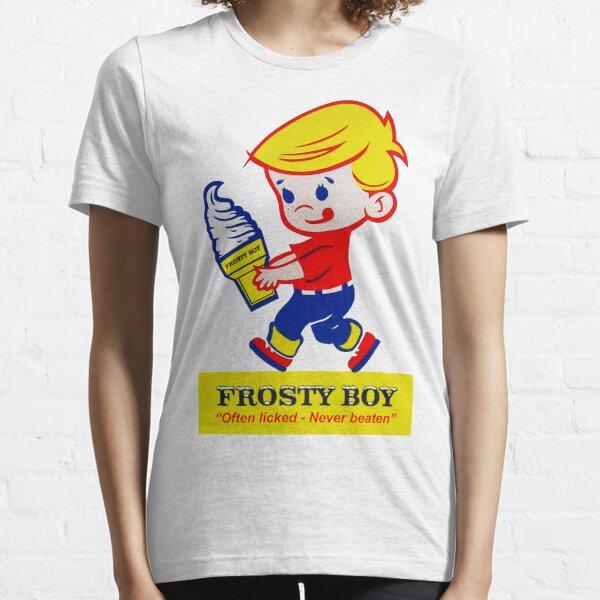 Frosty Boy Ice Cream Essential T-Shirt