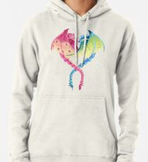 Monster Hunter Valentine  Pullover Hoodie