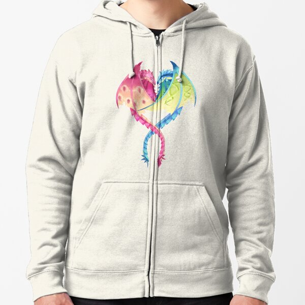Monster Hunter Valentine Veste zippée à capuche