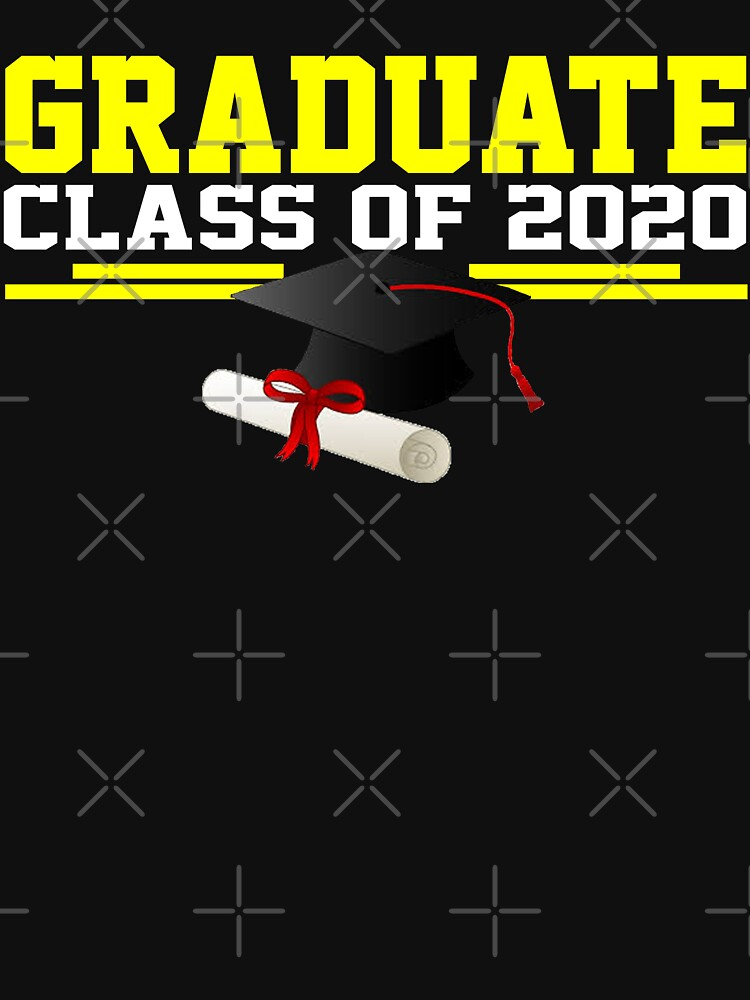 Graduate Class of 2020 by Mbranco