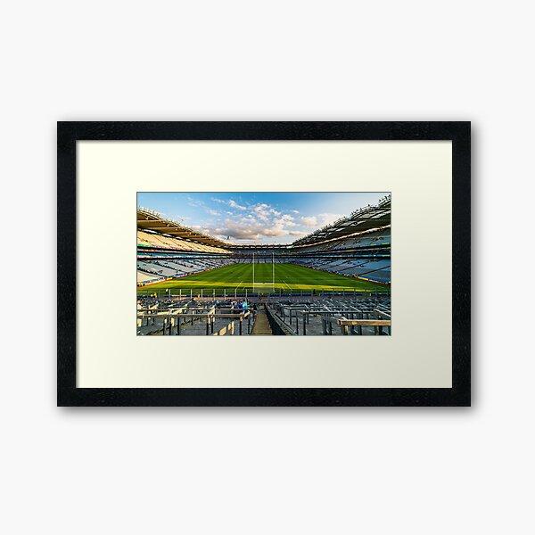Croke Park Framed Art Print
