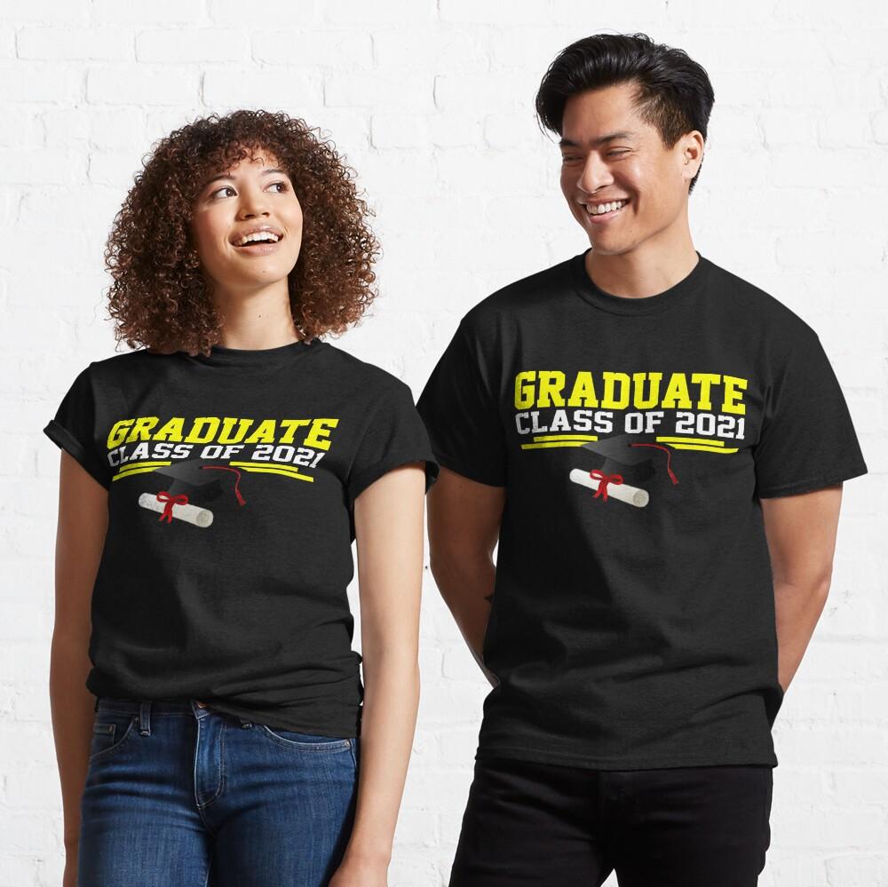 Graduate Class of 2021 Classic T-Shirt