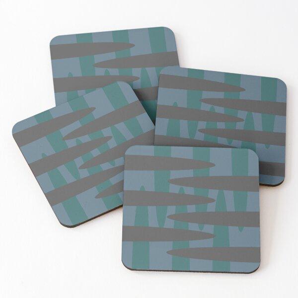 Lavirint Coasters (Set of 4)