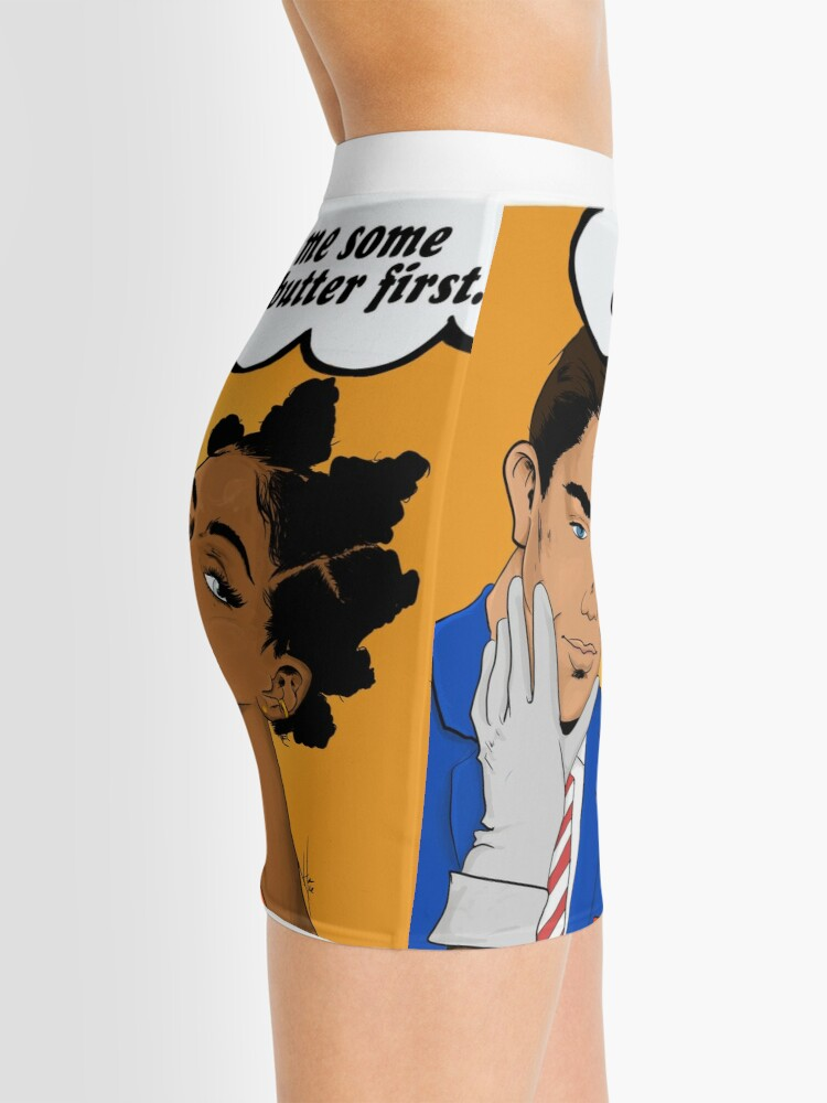 Alternate view of Cocoa Butter first Mini Skirt