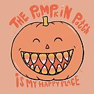The Pumpkin Patch is my Happy Place by doodlebymeg