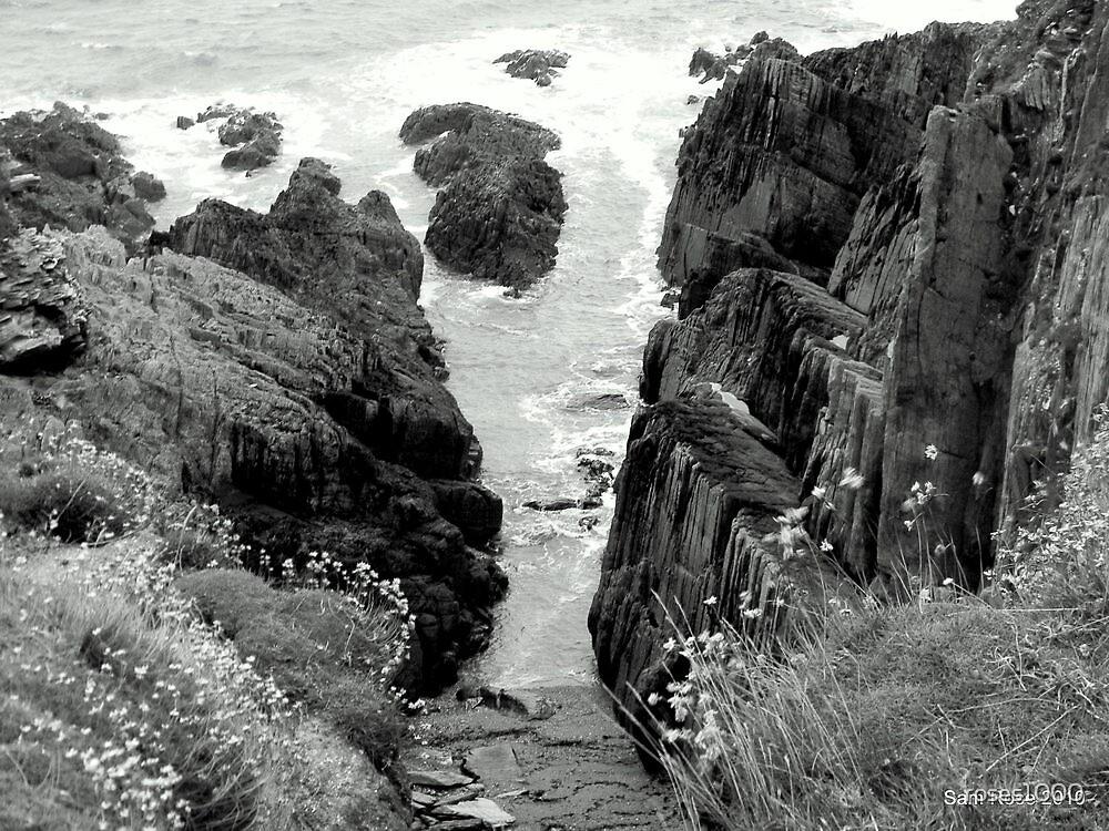 Devon Rocks by roses1000