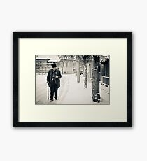 OnePhotoPerDay Series: 344 by L. Framed Print