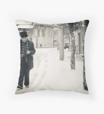 OnePhotoPerDay Series: 344 by L. Throw Pillow