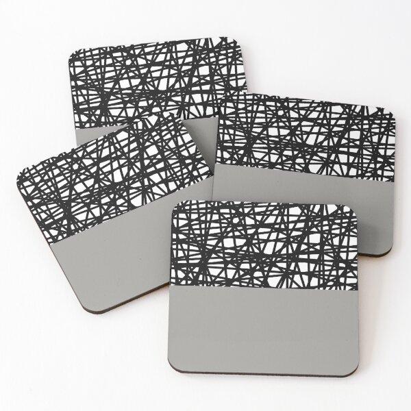 Ludost Coasters (Set of 4)