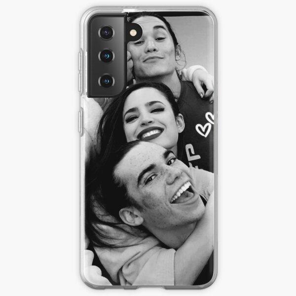 Core Four (Descendants 3 Fanmade Merch) Samsung Galaxy Soft Case