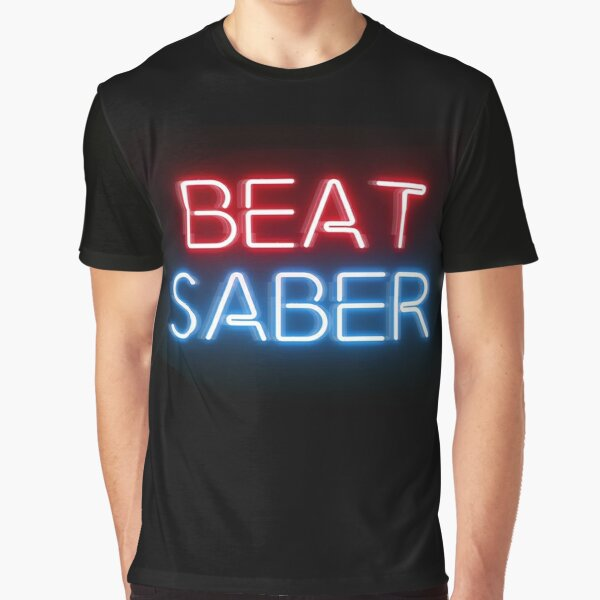Beat Saber Graphic T-Shirt