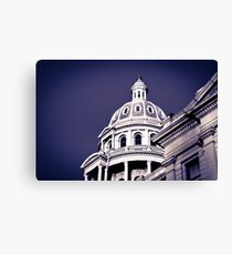 Denver State Capitol Building Canvas Print