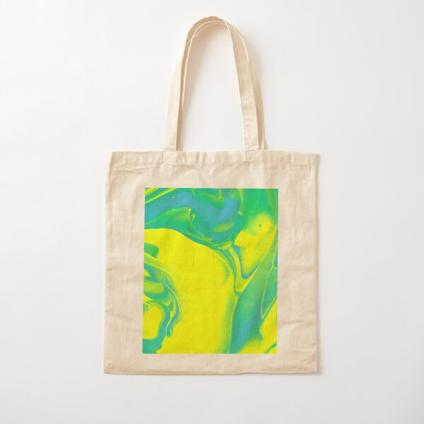 Abstract Art Cotton Tote Bag
