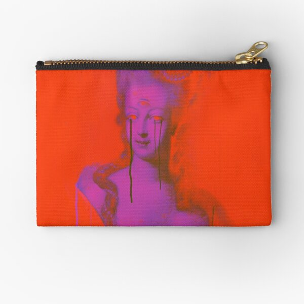 Marie the Ghoul Zipper Pouch