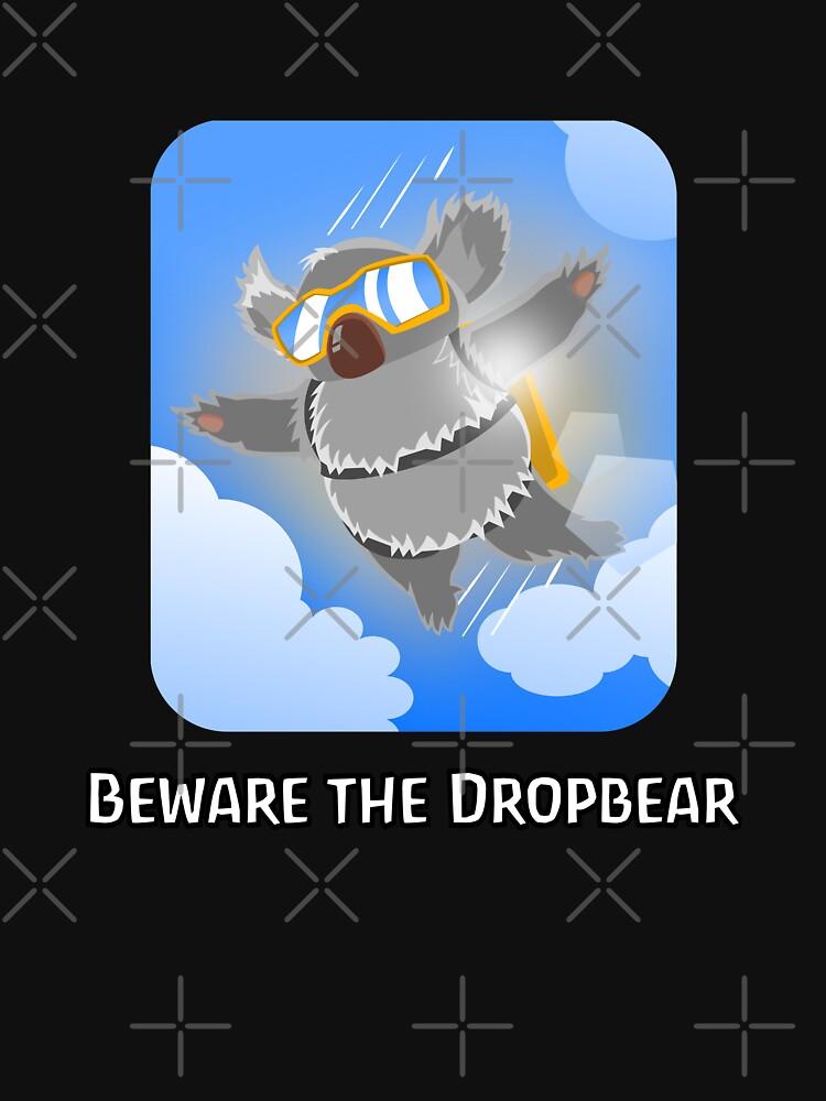 Aussie Drop Bear by warrant311