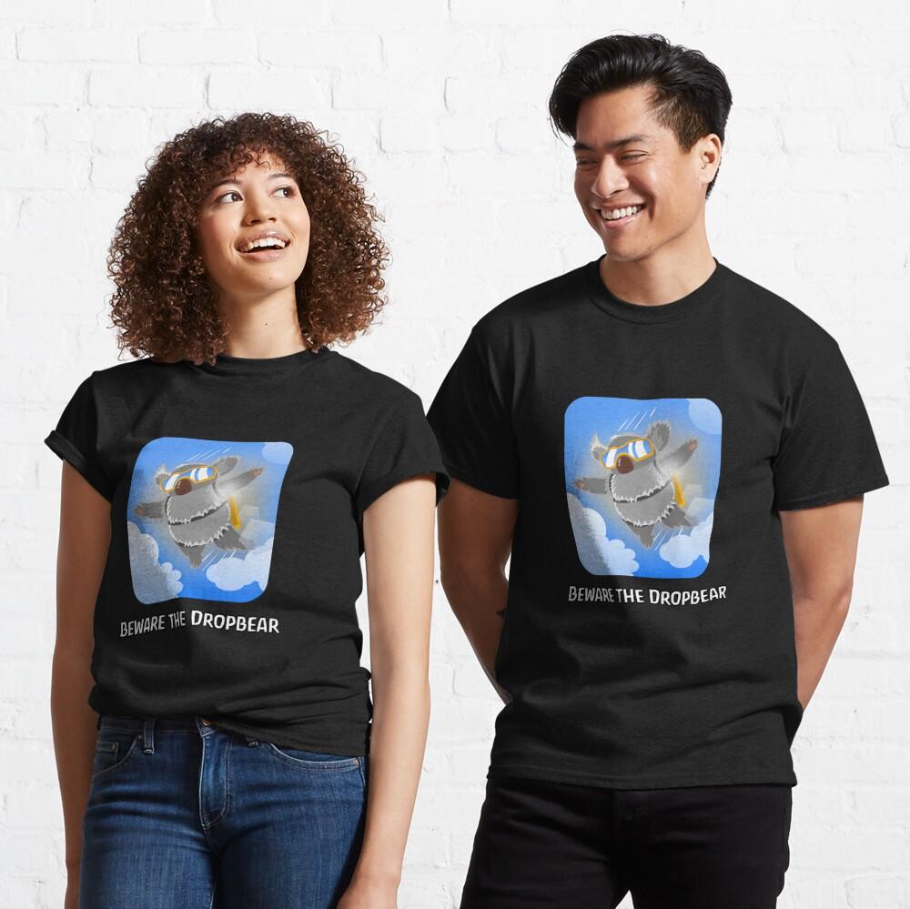Aussie Drop Bear Classic T-Shirt
