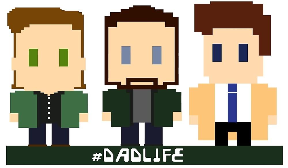 #DadLife by hellhoundpit