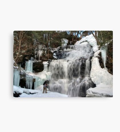 Capturing The Greatness of Ganoga! Canvas Print